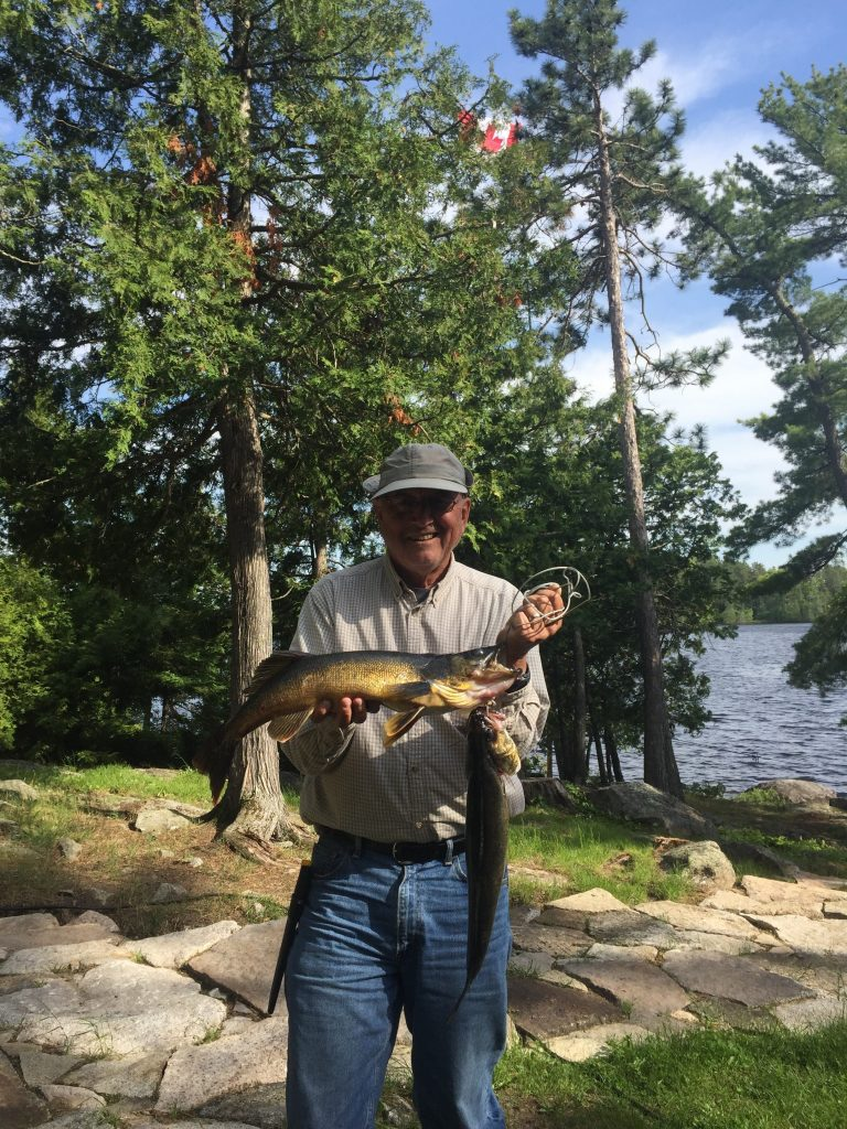 Jim Ruckle walleye June 2017 IMG_6388