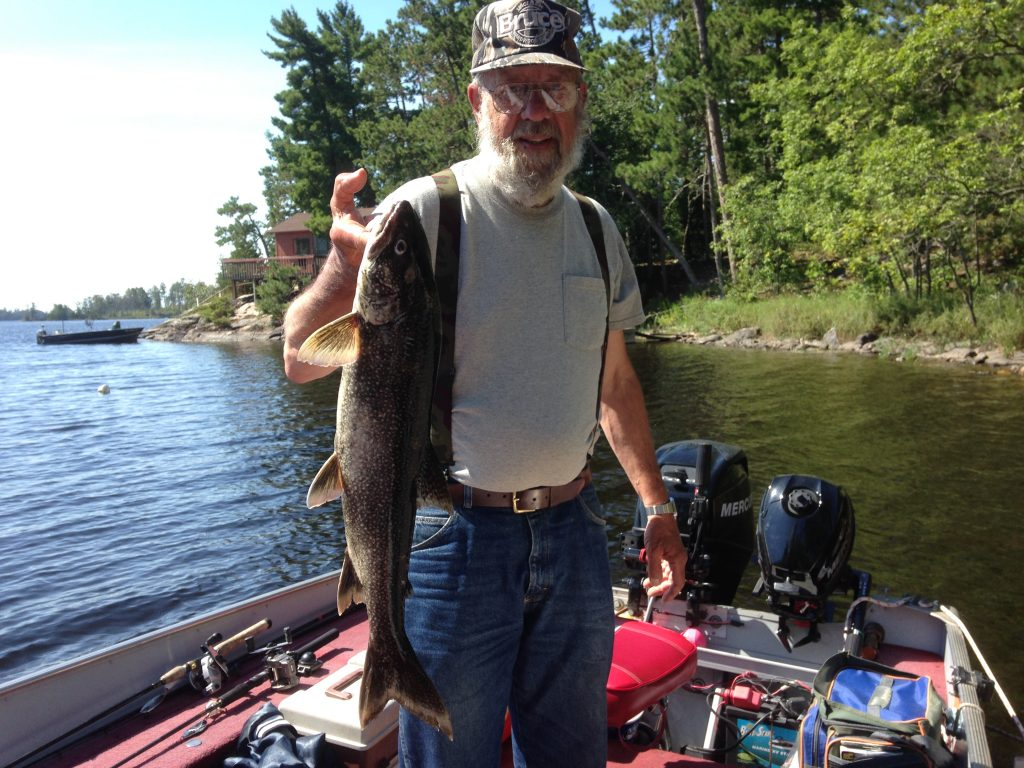 Roger Wagner - Lake Trout IMG_0293